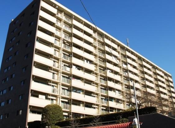総戸数253戸のビッグコミュニティ三方角部屋眺望通風良好物件です(外観)