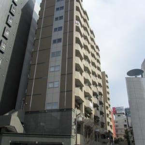 総戸数160戸のビッグコミュニティ リノベーション済 様々な商業施設が徒歩圏 渋谷駅まで徒歩8分以内の物件です(外観)