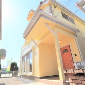 駅徒歩12分 新規内装リフォーム 外壁塗装済 (外観)