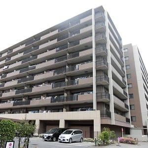 総戸数227戸のコミュニティ 新規内装リノベーション アフターサービス保証付き(外観)