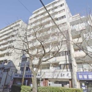 新規内装リノベーション 4階部分南西角部屋 桜台駅より徒歩2分の好立地(外観)