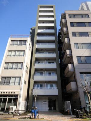 新規内装リフォーム 12階部分眺望良好 全室フローリング 宅配ボックス 入谷駅より徒歩4分の好立地(外観)