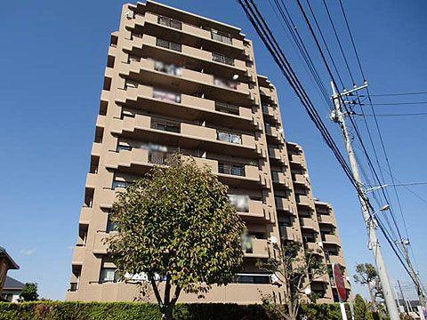 総戸数141戸のビッグコミュニティ 専有面積90平米の広々4LDK  約16畳の広々リビングルーム オートロック付きにつきセキュリティー安心 3面バルコニー付 角部屋物件(外観)