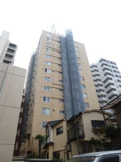 総戸数117戸のビッグコミュニティ 内装リフォーム済 京王線笹塚駅まで徒歩5分 都心へのアクセス良好 (外観)