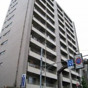 最上階角部屋 新規内装リノベーション アフターサービス保証付き 家具エアコン付き(外観)