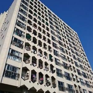 新規内装リノベーション アフターサービス保証付 9階部分東南角部屋につき陽当たり・通風・眺望良好 ペットと一緒に暮らせます 夜間オートロック 大森駅より徒歩10分の好立地(外観)