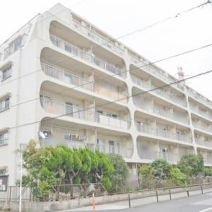 新規内装リフォーム 6階部分最上階 日当たり良好 総戸数102戸のビッグコミュニティ 管理人住み込みのため管理体制良好(外観)