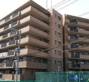 総戸数113戸のコミュニティ 管理良好 新規内装リノベーション アフターサービス保証付き(外観)