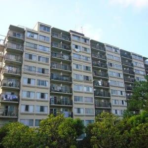 最上階住戸 総戸数173戸のビックコミュニティ 管理体制良好 新規内装リノベーション アフターサービス保証付き(外観)