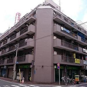 大型商業施設や商店街至近で買い物便利な暮らし!蒲田駅から徒歩2分!家具付き!新規内装リノベーション!(外観)