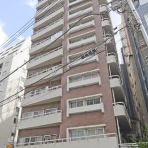 12階建て11階部分 3方角部屋!広々ワンルームとしても利用できます!全室フローリング!安心のアフターサービス保証付き!(外観)