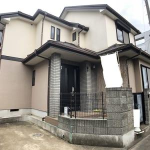 平成9年築オール電化住宅 新規内装リノベーション 即入居可能(外観)