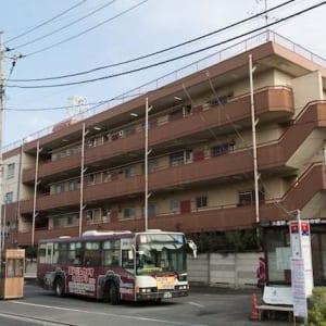 近くにスーパーがあり買い物に便利!JR三鷹駅まで楽々15分!西武新宿線も徒歩圏内です!全室フローリング!(外観)