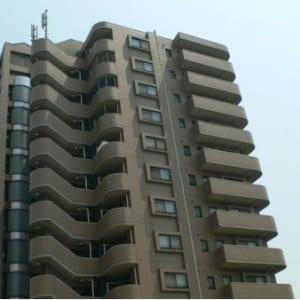 12階建て3階部分 南向きにつき陽当り良好!買い物施設充実!近くに小・中学校があります!住宅ローン減税適合物件!(外観)