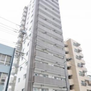 開放感のある高層階角部屋住戸 ペットと一緒に暮らせます 最寄り駅徒歩5分 宅配ボックス完備(外観)