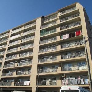 4階部分の東南角部屋 陽当り・通風良好 ペットと一緒に暮らせます アフターサービス保証付き 住宅ローン減税適合物件(外観)