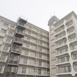 6階部分の南向き 安心のアフターサービス保証付き 新規内装リフォーム物件(外観)