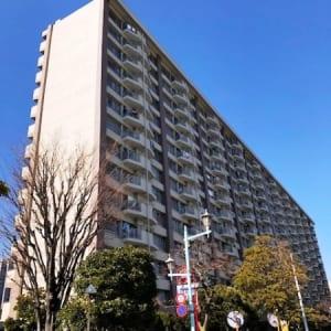 上層階につき眺望良好 家具・エアコン付き 安心のアフターサービス保証付き (外観)