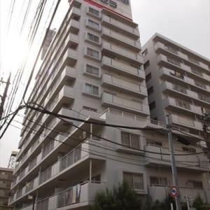 11階建て4階部分 南向きの角部屋 安心のアフターサービス保証付き 住宅ローン減税適合物件(外観)