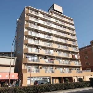 3階部分の南西向き角部屋 最寄り駅徒歩10分圏内 エアコン付き 住宅ローン減税適合物件(外観)