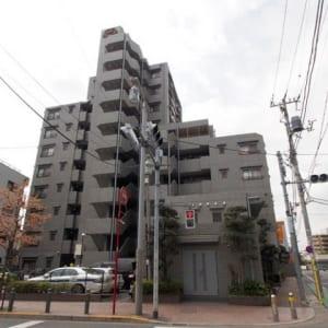 9階部分の南西向き オートロック完備 住宅ローン減税適合物件(外観)