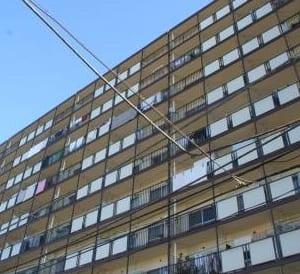 新規内装リフォーム 総戸数374戸のビッグコミュニティ 専用庭付き物件(外観)