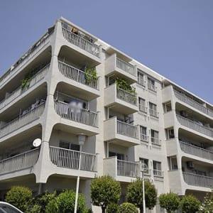4階部分の南向きにて陽当り良好 閑静な住宅街 安心のアフターサービス保証付き(外観)