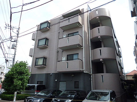 2階部分の東向き 2路線利用可能 オートロック完備 閑静な住宅地 住宅ローン減税適合物件(外観)