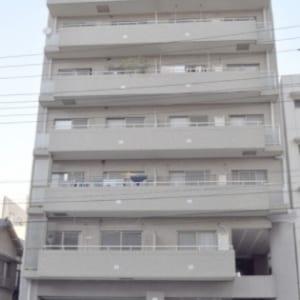 2階部分の北東向き 角部屋 室内スケルトンリフォーム(外観)
