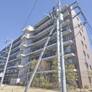 新規内装リフォーム 6階部分 東南角部屋につき日当たり・眺望良好 ペットと一緒に暮らせます 住宅ローン減税適合物件(外観)