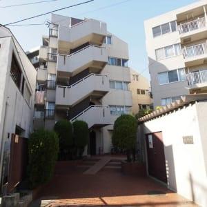 5階建ての1階部分 ペットと一緒に暮らせます 最寄り駅徒歩5分圏内 (外観)
