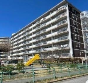 7階建て2階部分 大切なペットと一緒に暮らせます 新規内装リノベーション(外観)