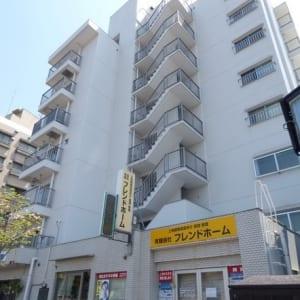 8階建て1階部分 最寄駅徒歩4分 家具配置しやすい間取りにリノベーション 住宅ローン減税適合物件(外観)