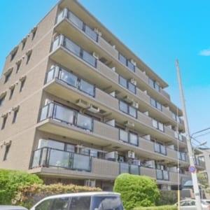 新規内装リノベーション 外観タイル張りのマンション 住宅ローン減税適合物件(外観)